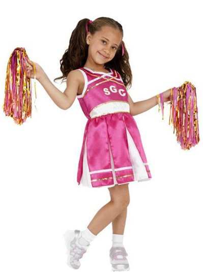 Cheerleader - Child Costume