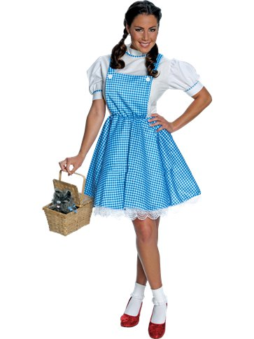 Dorothy - Teen Costume front