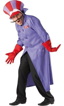 Dick Dastardly - Adult Costume