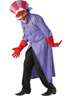 Dick Dastardly  sc 1 st  Party Delights & Cartoon Characters Fancy Dress | Party Delights