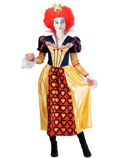 Disney Red Queen - Adult Costume
