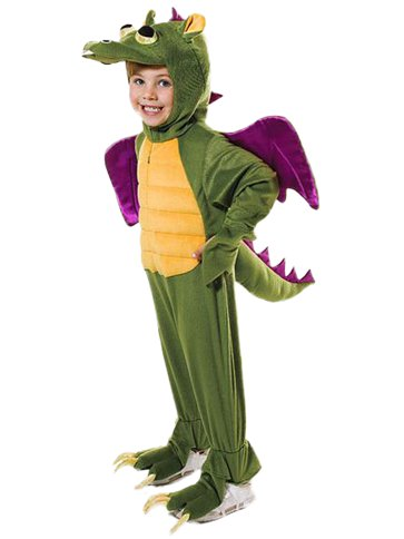 Dragon - Child Costume front