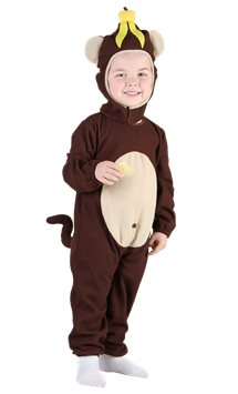 Monkey - Child Costume