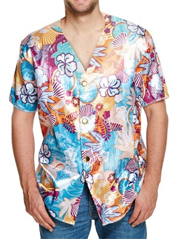 Hawaiian Shirt - Adult Costume front