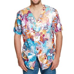 "Hawaiian Shirt - 42-44"" Chest"