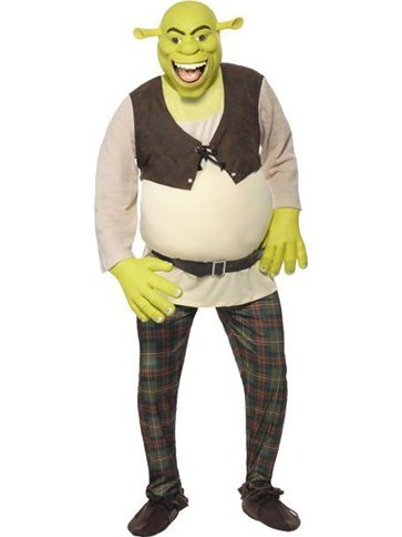 Shrek - Adult Costume front