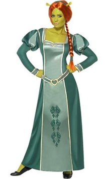 Shrek Princess Fiona - Adult Costume
