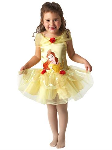 Belle Ballerina - Toddler Costume front