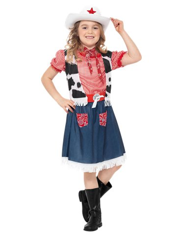Cowgirl - Child Costume front
