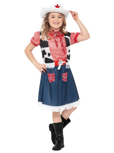 Cowgirl - Child Costume