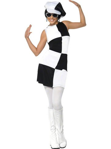 1960's Party Girl - Adult Costume front