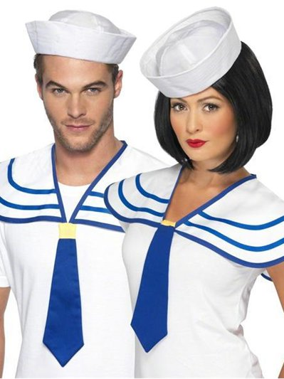 Sailor Neck Tie - Adult Costume