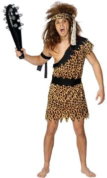 Caveman - Adult Costume
