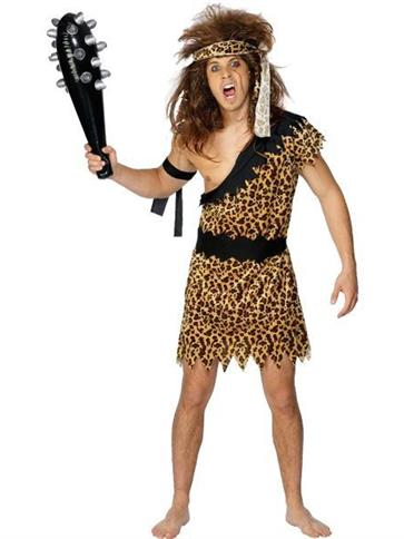 Caveman - Adult Costume front