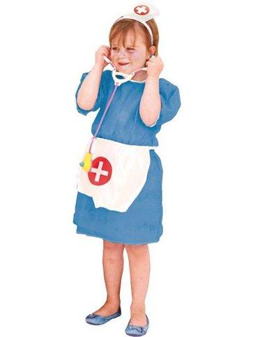Nurse Child Costume Party Delights