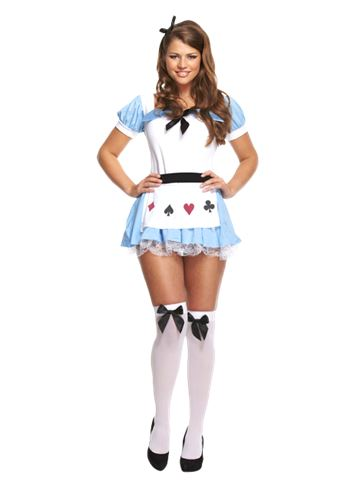 Alice - Adult Costume front