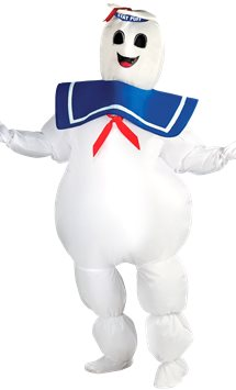 Ghostbuster Stay Puft - Adult Costume