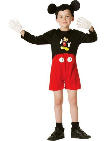 Mickey Mouse Classic - Toddler Costume front