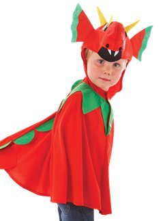 Friendly Dragon - Child Costume