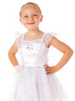 White Snowflake Fairy