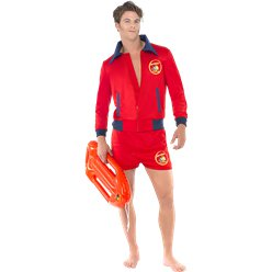 "Baywatch Lifeguard - 38-40"" Chest"
