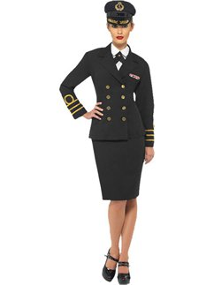Navy Officer Lady