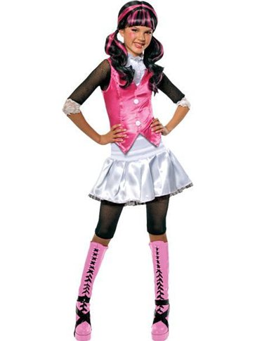Monster High Draculaura - Child Costume front