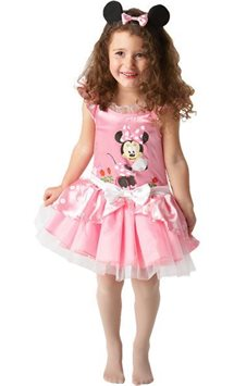 Minnie Mouse Pink Ballerina - Toddler & Child Costume