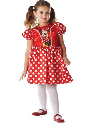Minnie Mouse Red Classic - Child Costume front