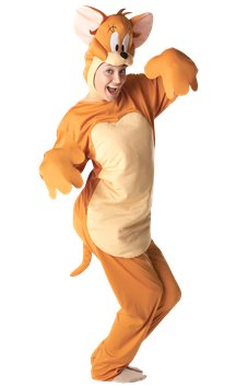 Jerry Mouse - Adult Costume