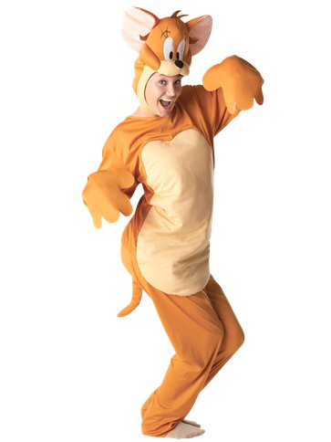 Jerry Mouse - Adult Costume front