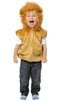Lion Tabard - Child Costume
