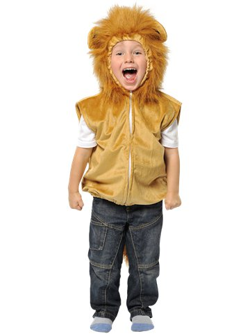 Lion Tabard - Child Costume  front
