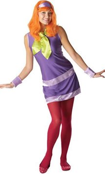 Scooby Doo's Daphne - Adult Costume