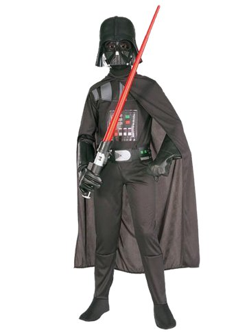 Darth Vader - Child Costume front