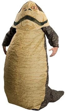 Jabba the Hutt Inflatable Suit - Adult Costume