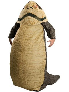Jabba the Hutt Inflatable Suit
