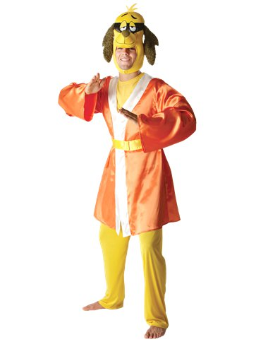 Hong Kong Phooey - Adult Costume front