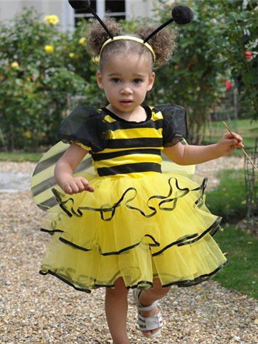 Bumble Bee - Baby Costume front