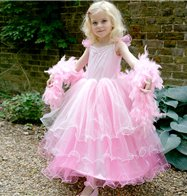 Frilly Milly - Child Costume