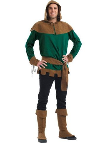 Robin Hood Adult Costume Party Delights