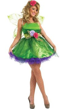 4c42e610c Tinkerbell - Adult Costume | Party Delights