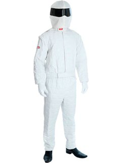 Racing Driver - Adult Costume