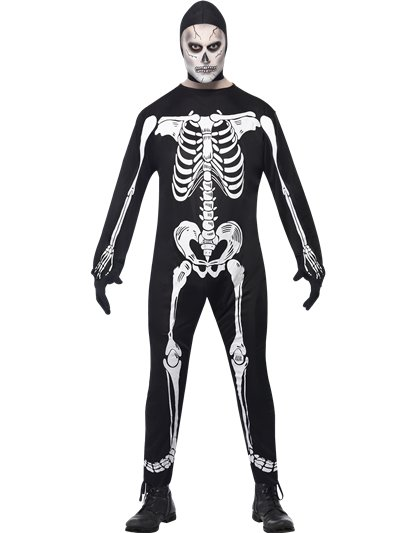 Skeleton - Adult Costume