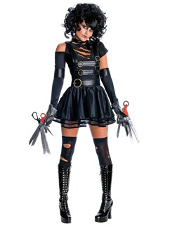 Miss Scissorhands - Adult Costume