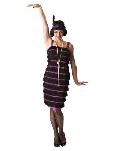 Flapper Dress - Adult Costume front