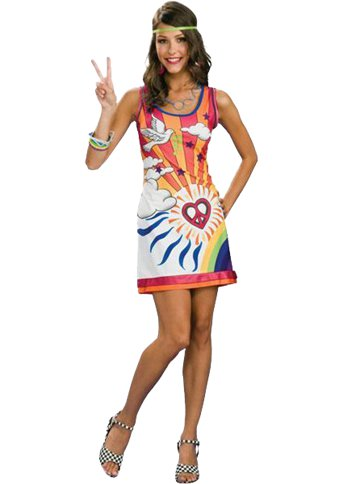 Sunshine Day Dreamer - Adult Costume front