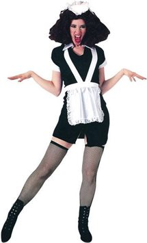 Rocky Horror Magenta - Adult Costume