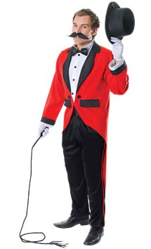 Ringmaster - Adult Costume