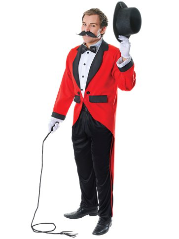 Ringmaster - Adult Costume front
